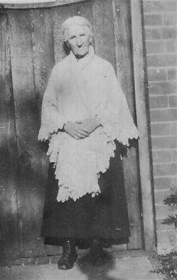 Daisy's Grandmother, Jane Neal c 1928