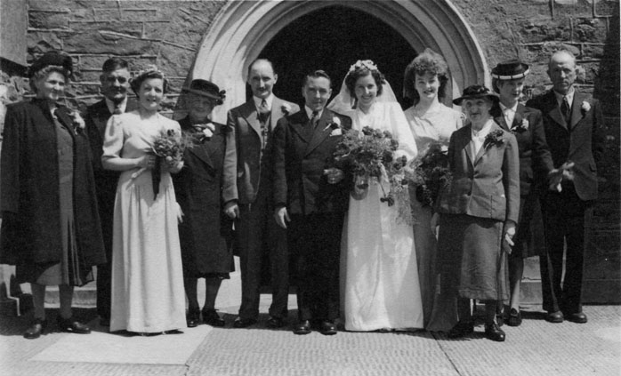 Fred and Daisy's Wedding