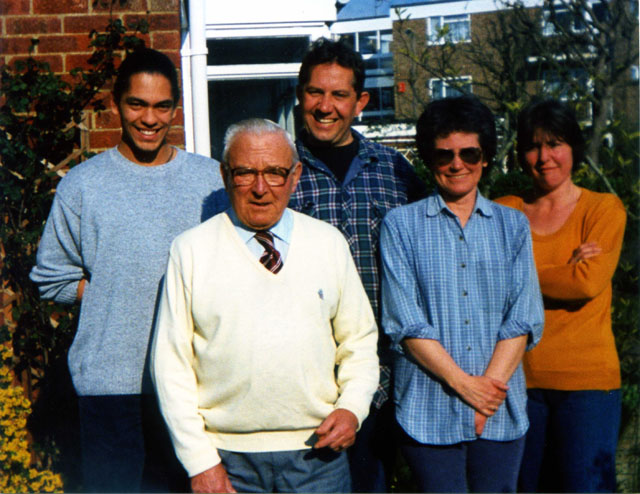 Fred and Family 1998