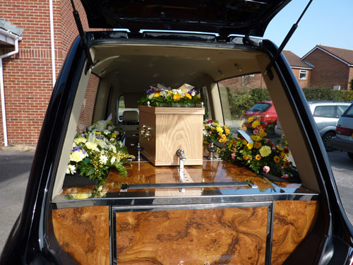 Fred Funeral Hearse