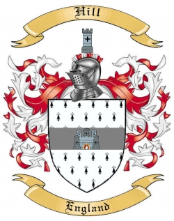 Neal Family Crest